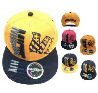 Snap Back Flat Bill-MICHIGAN [Stars & Stripes MI]
